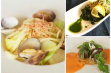 料理レッスン写真 - アサリのお出汁で本格春パスタ!いつもと違うサラダとカツレツを作ろう!