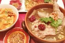 料理レッスン写真 - 【日程追加】本格サムゲタンが家で簡単に!麹を使った韓国デトックスおかず