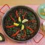 料理レッスン写真 - 「イカスミのパエージャ&簡単エビのアヒージョ」でスペイン流おもてなし!