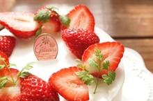 料理レッスン写真 - ふわふわスポンジで作る可愛いリース風♪苺のデコレーションケーキ