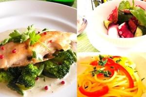 料理レッスン写真 - ゴルゴンゾーラやドライトマトで本格ソース作り☆イタリア食材を使いこなす