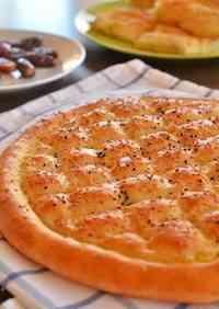 Ramadan Pide (Turkish Bread)
