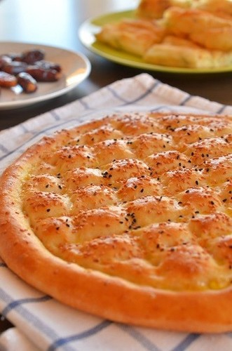 Ramadan Pide (Turkish Bread)