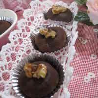 Creamy Chocolate Mochi Dumplings
