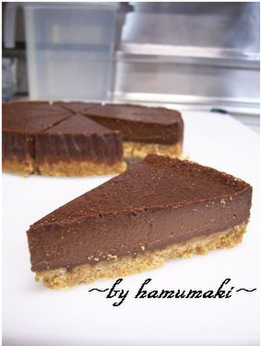 Very Easy Chocolate Tart