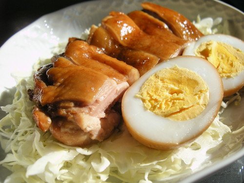 Chicken Thigh Teriyaki Simmer