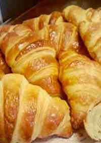 Buttery and Fragrant Croissants