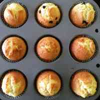 10 Minute Muffins with Bread Flour