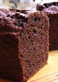 The Rose Family's Beetroot Chocolate Cake
