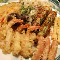 Stays Crispy! Our Family's Tempura