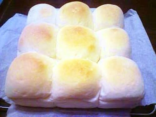Fluffy Milk Bread
