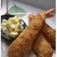 Deep-fried Breaded Prawns