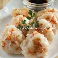 Tender Shrimp Hanpen Fishcake