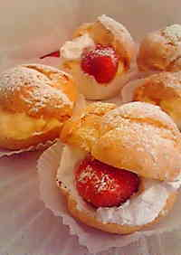 Foolproof Cream Puffs