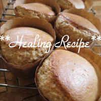 Basic, Macrobiotic Cupcakes