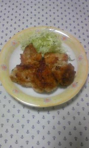 Simple Moist & Crisp Breaded Chicken Breasts