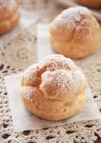 100% Foolproof Cream Puffs