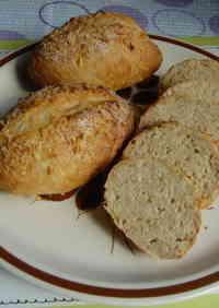 Macrobiotic Brown Rice Bread