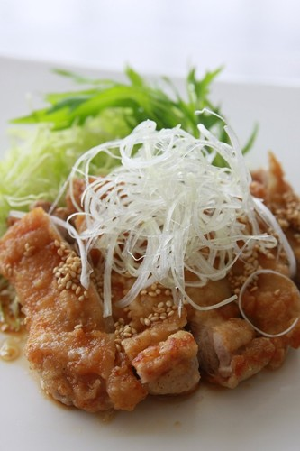 Youlinji-style Chicken Thigh