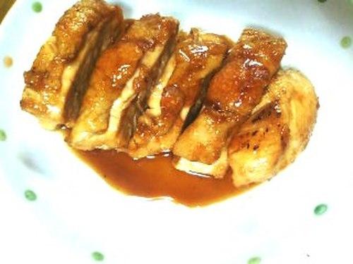 Oil-Free Chicken Nanban