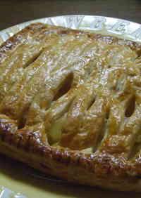 Easy and Crispy Apple Pie