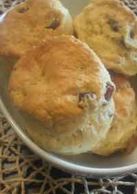 Simple and Healthy Dinner Scones