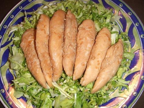 Chicken Tenders Garlic & Soy Sauce Fry