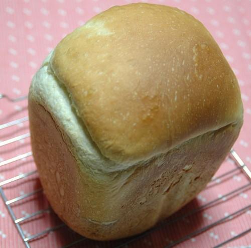 Milk Loaf Bread in a Bread Maker