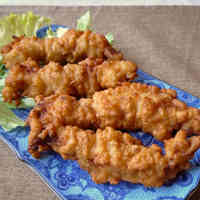 Fried Crispy Chicken Tenders (A Family Favorite)