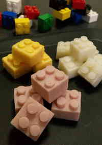Edible Building Blocks For Charaben