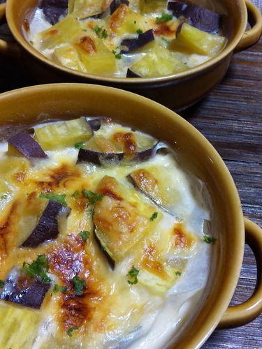 Simple Four Ingredient Soup Au Gratin Washoku.Guide