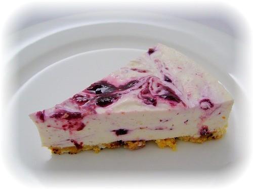 No-bake Soymilk Cheesecake!!