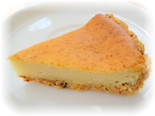 Soy Milk Cheese Tart Cake