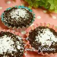 Microwaved Okara Chocolate Gateau