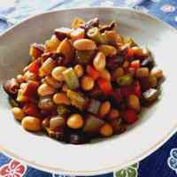 ✿ Short and Easy Five Ingredients Soybeans ✿