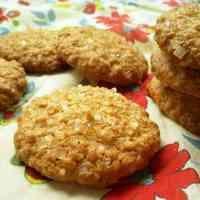 American Oatmeal Cookies
