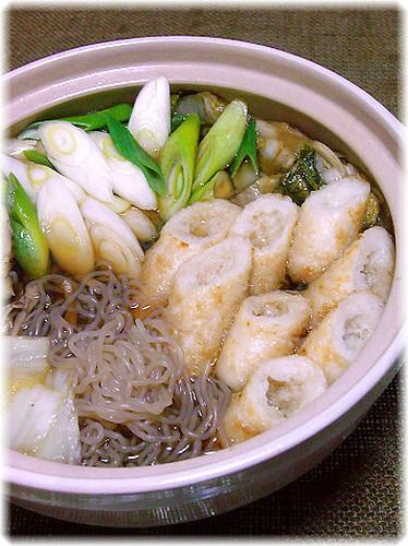 Our Family's Recipe Kiritanpo Hot Pot