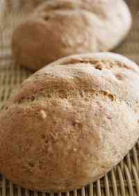 Walnut Bread With Wheat Germ