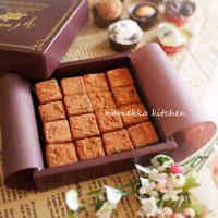 Rum Raisin Chocolate Truffles for Valentine's