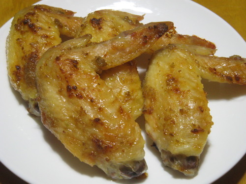 Yuzu Pepper Chicken Wings