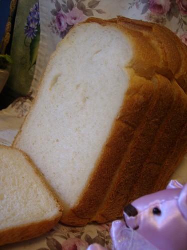 Super Simple Milky Bread in a Bread Maker