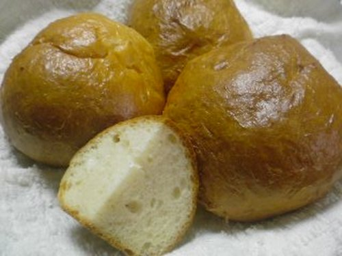 Low-Sugar French Bread-Style Table Rolls