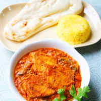 Authentic Tandoori Fish Curry