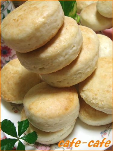 American-Style Biscuits
