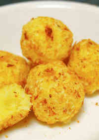 Healthier Non-fried Sweet Potato Croquettes