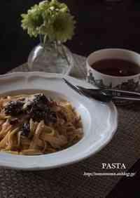 Beef Stew Fettuccine