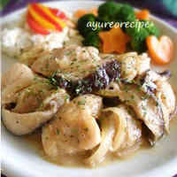 Healthy but Rich: Creamy Chicken