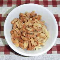 Baked Koya Tofu Snacks