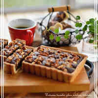 Pralines Chocolate Tart