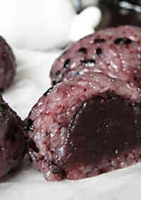 Black Rice and Koshi-an Koshi-An Ohagi